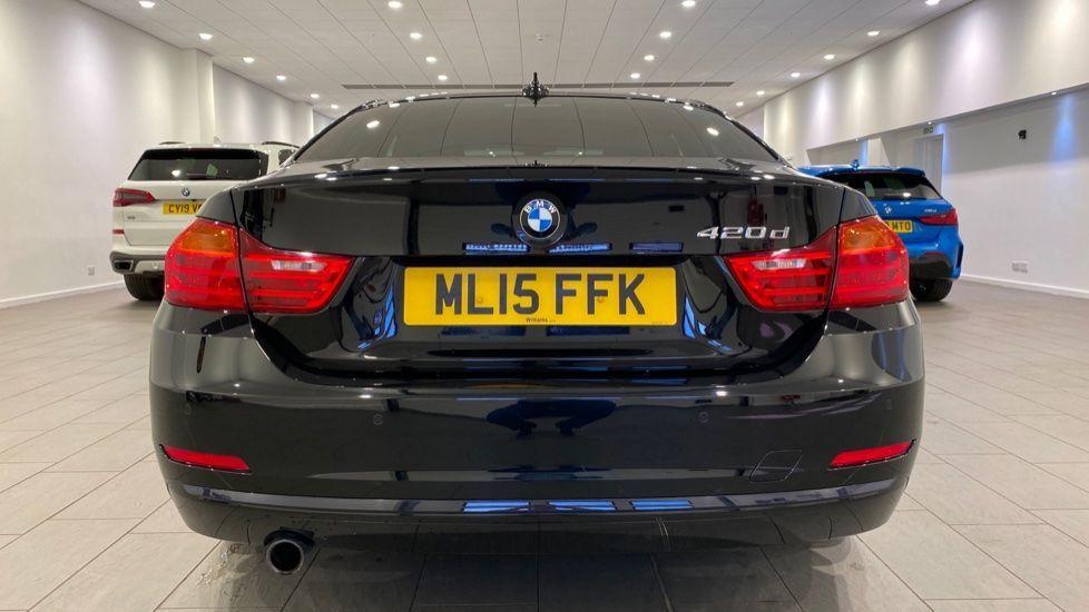 Image 15 - BMW 420d Sport Coupe (ML15FFK)