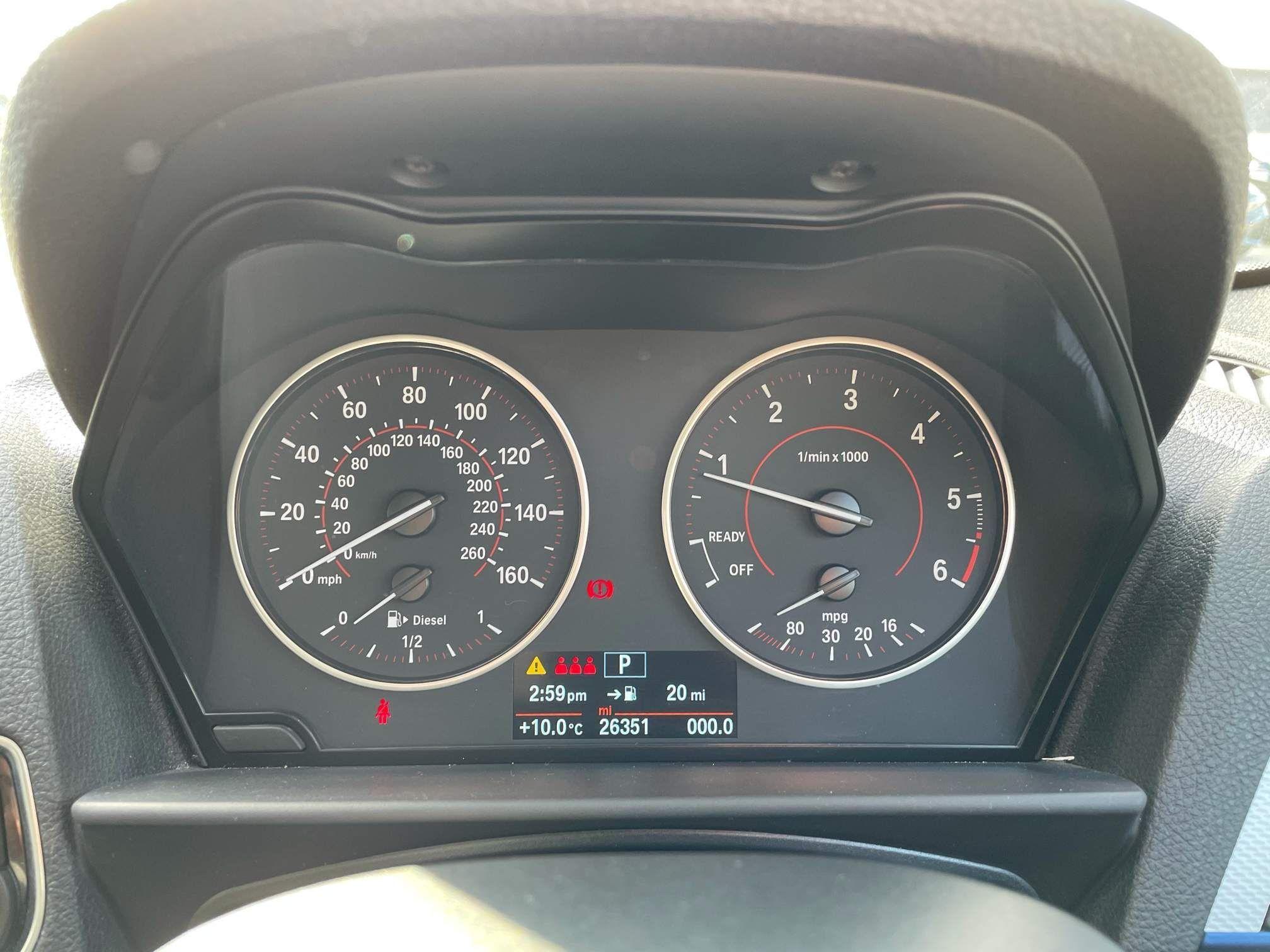 Image 8 - BMW 118d M Sport 5-Door (YF65XJM)