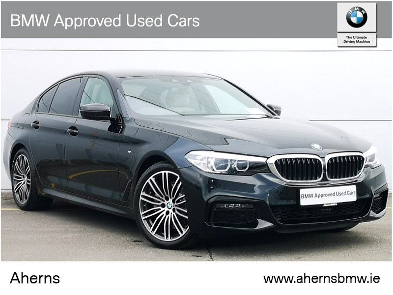 BMW 5 Series 520d M-Sport +pack