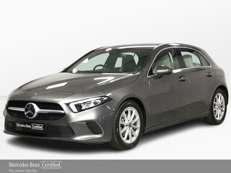 Mercedes-Benz A-Class 180 Progressive Automatic - 17 Inch Alloys - Reversing Camera - Climate Control - Heated Seats - Cruise Control - Auto Lights & Wipers
