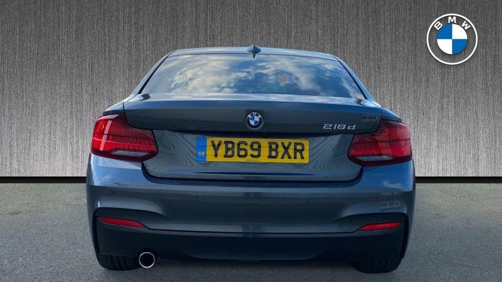 Image 15 - BMW 218d M Sport Coupe (YB69BXR)