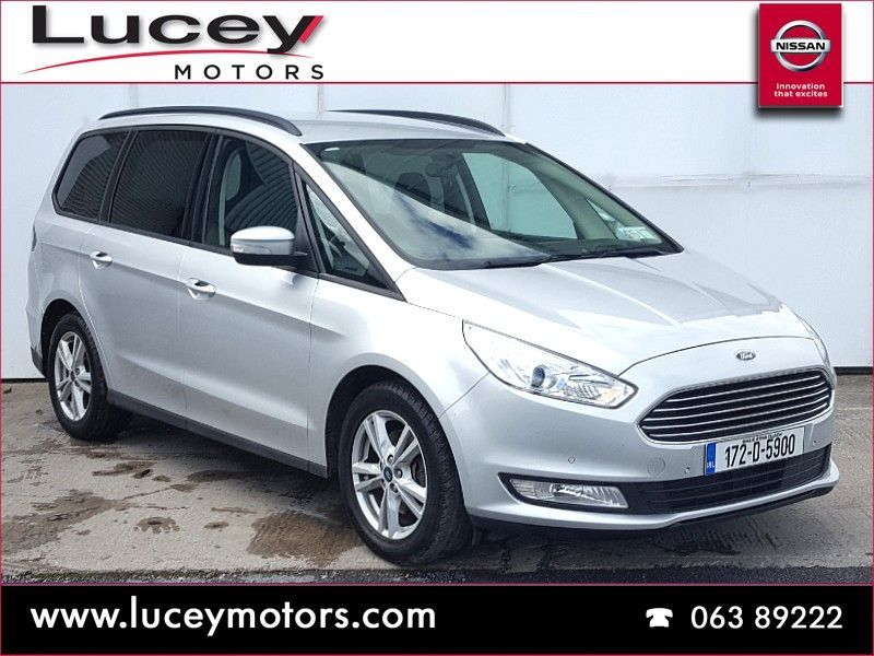 Ford Galaxy 2.0 DSL ZETEC 7 SEATER