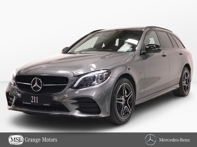 Mercedes-Benz C-Class C300DE Estate AMG Line Premium + Night Edition Auto