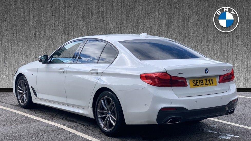 Image 2 - BMW 520d xDrive M Sport Saloon (SE19ZXV)