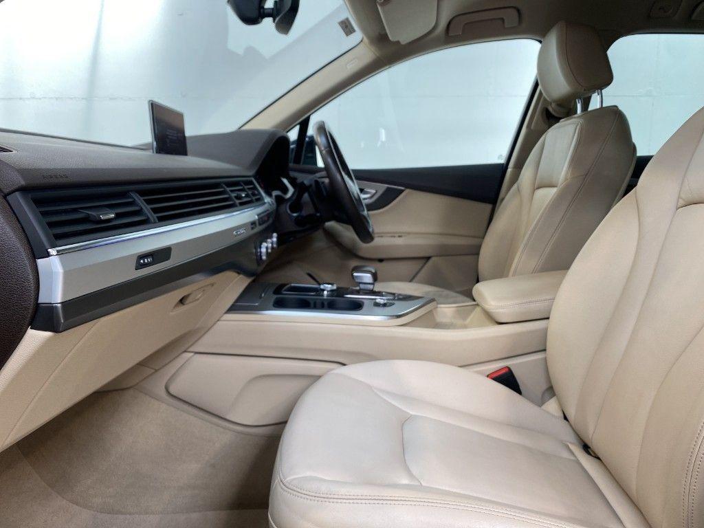 Used Audi Q7 3.0 TDI SE *5 Seat N1 Bus.Class* (2017 (172))