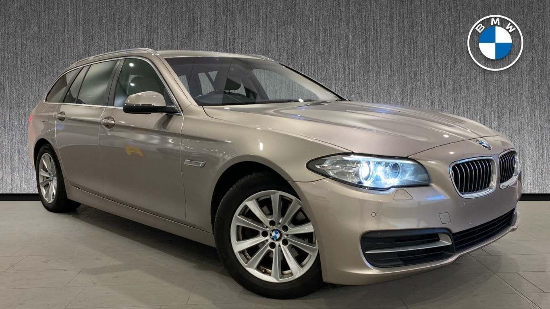 Image 1 - BMW 520d SE Touring (CY16SXZ)