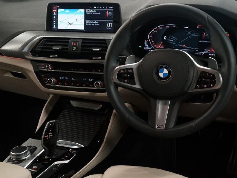 Used BMW X4 X4 xDrive20d M Sport (2020 (202))