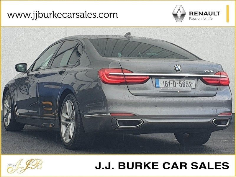 Used BMW 7 Series 730D 7C22 265bhp Automatic (2016 (161))