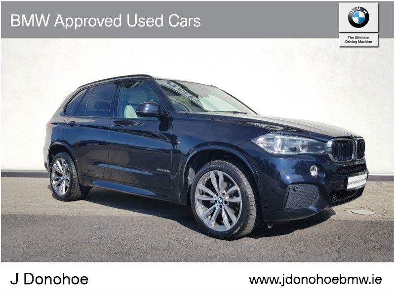 Used BMW X5 X5 xDrive30d M Sport (2017 (171))