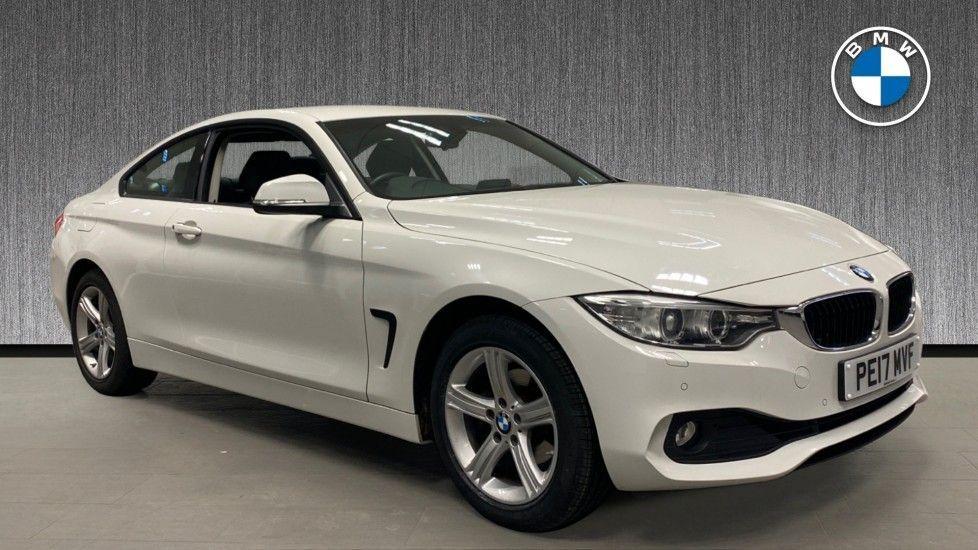 Image 1 - BMW 420i xDrive SE Coupe (PE17MVF)