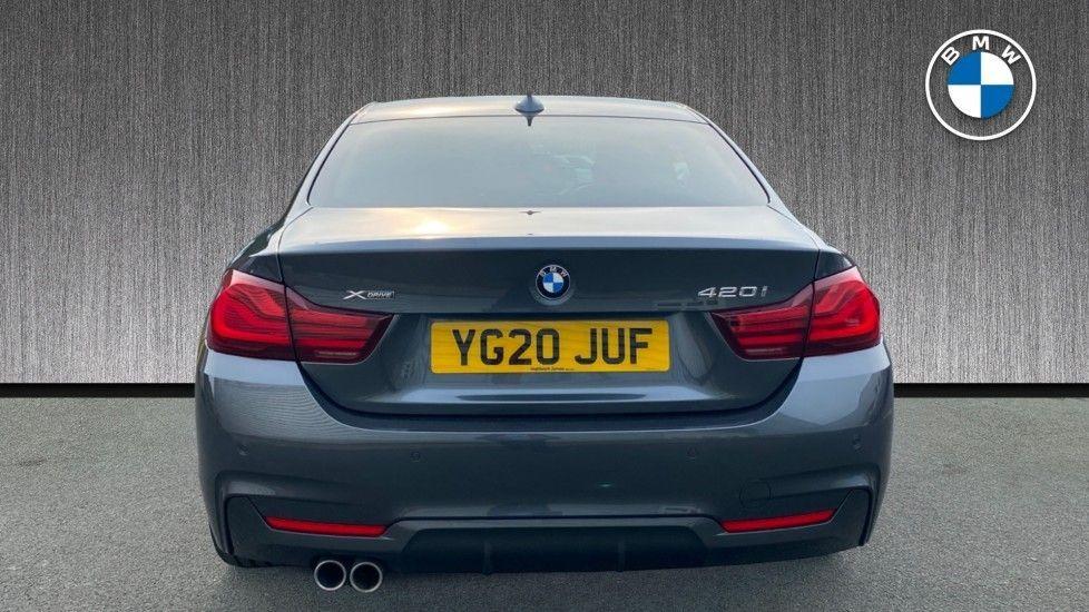 Image 15 - BMW 420i xDrive M Sport Coupe Auto (YG20JUF)