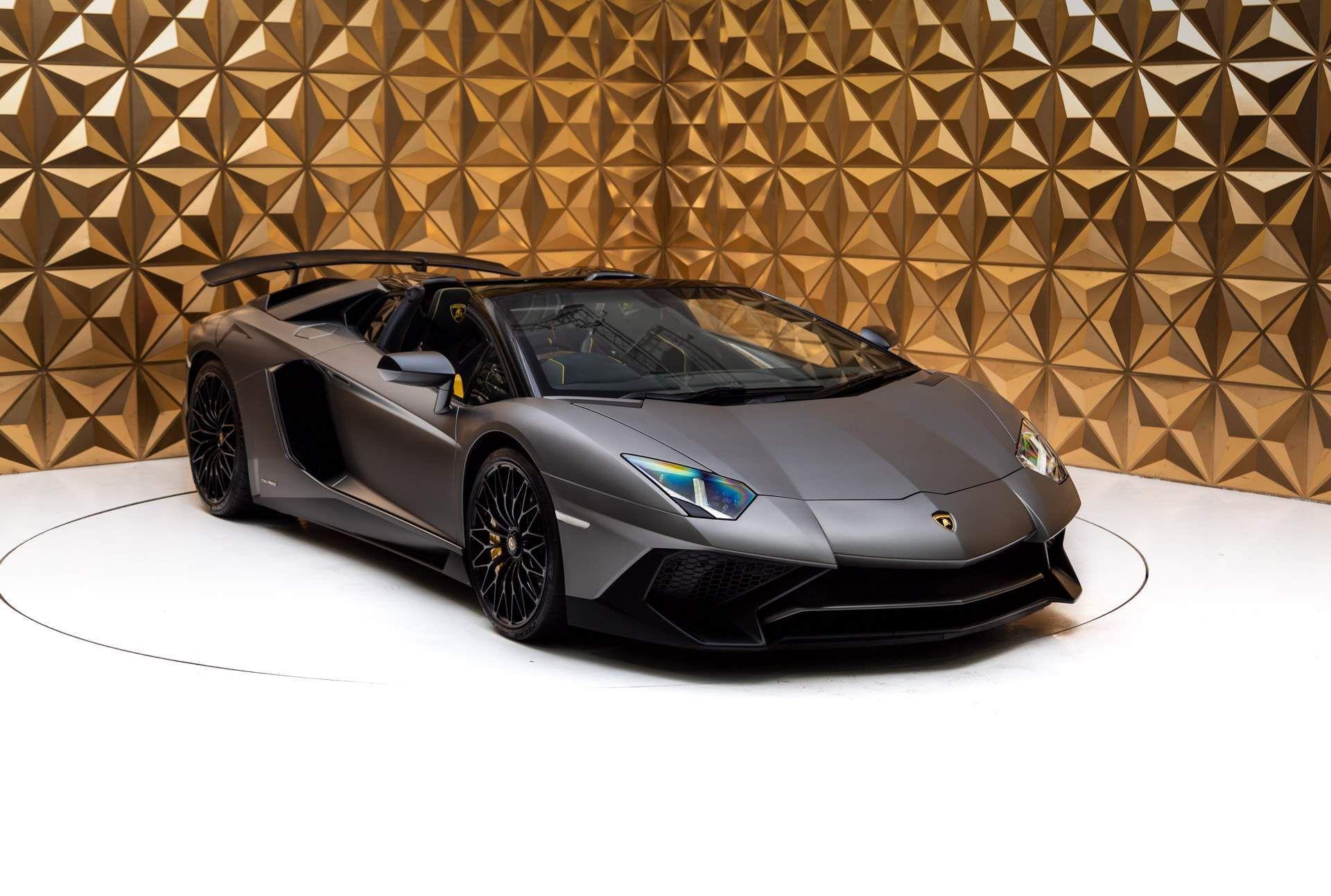 Petrol Lamborghini Aventador Convertible Used Cars For Sale Autotrader Uk