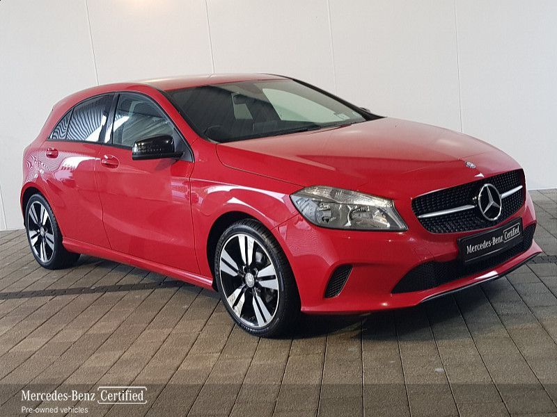 Mercedes-Benz A-Class A160d STYLE 5DR **LOW MILEAGE,NIGHT  PACK