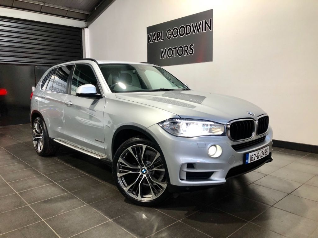 BMW X5 X5 SDRIVE 25D LOW MILEAGE