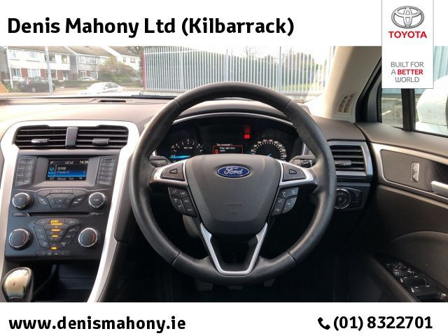 Used Ford Mondeo 5DR 1.5TDCI 120PS @ DENIS MAHONY KILBARRACK (2017 (171))