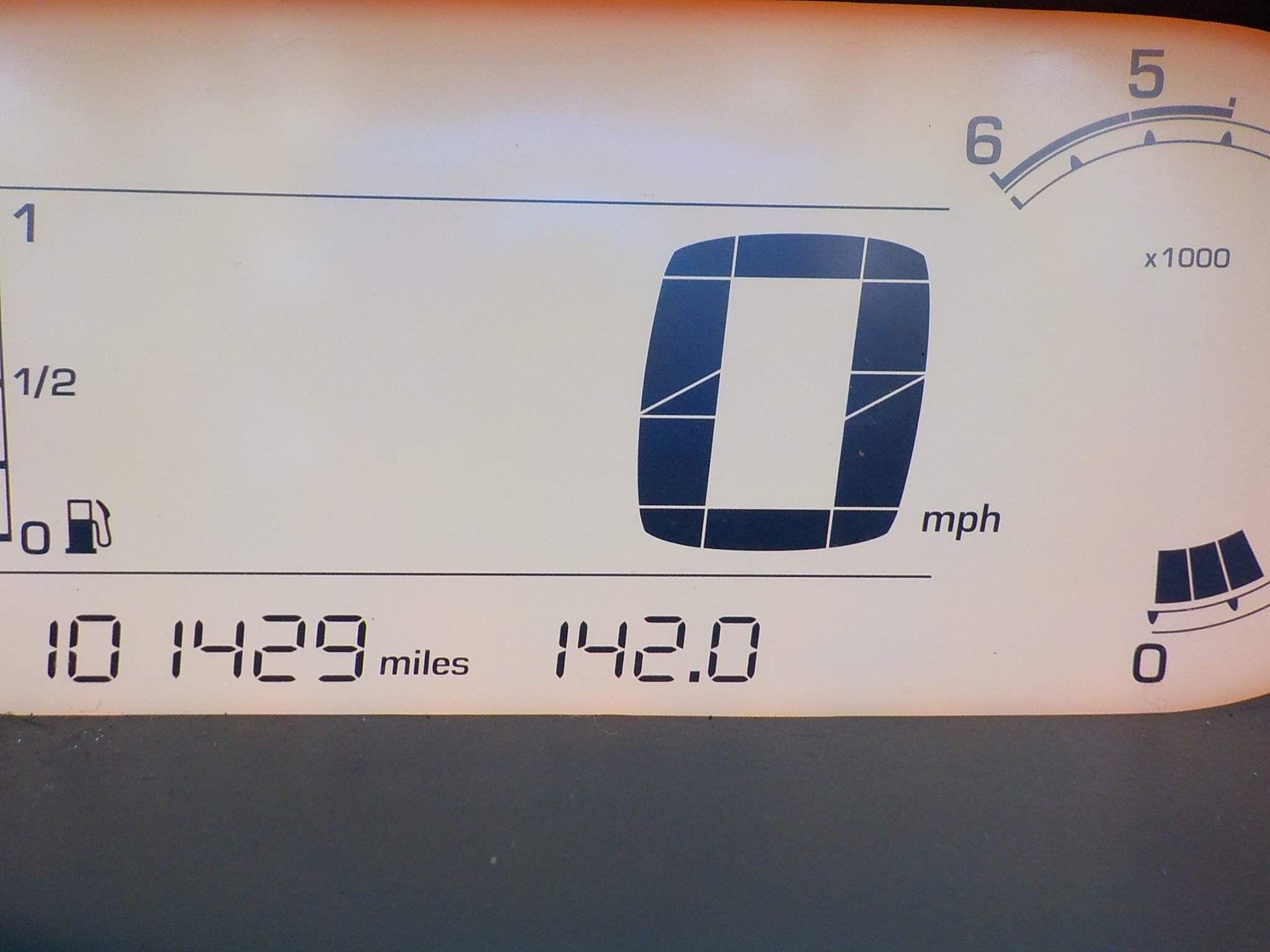 Citroen C3 Picasso 1.6 HDi 8v VTR+ 5dr