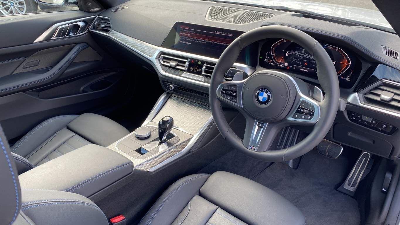 Image 6 - BMW 420d M Sport Coupe (YG70GCO)