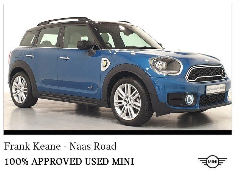 MINI Countryman F60 MINI Countryman Cooper S E Exclusive