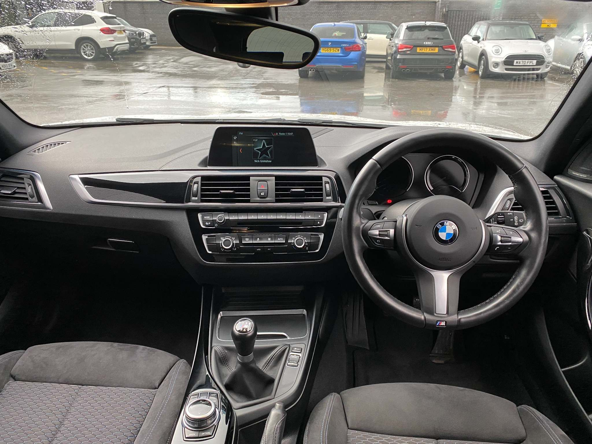 Image 16 - BMW 120d M Sport Shadow Edition 5-door (MF67SFO)