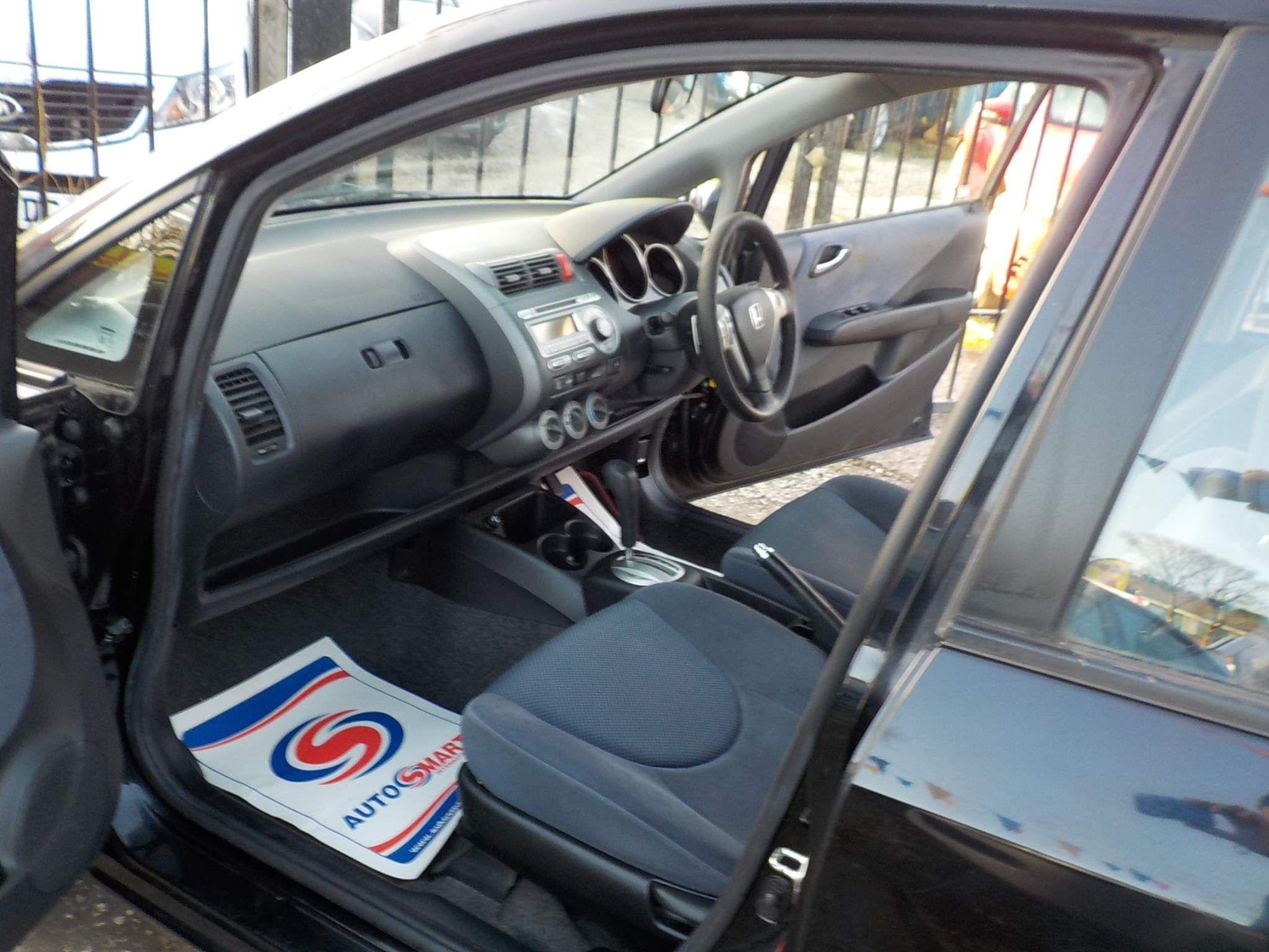 Honda Jazz 1.4 i-DSI SE CVT-7 5dr