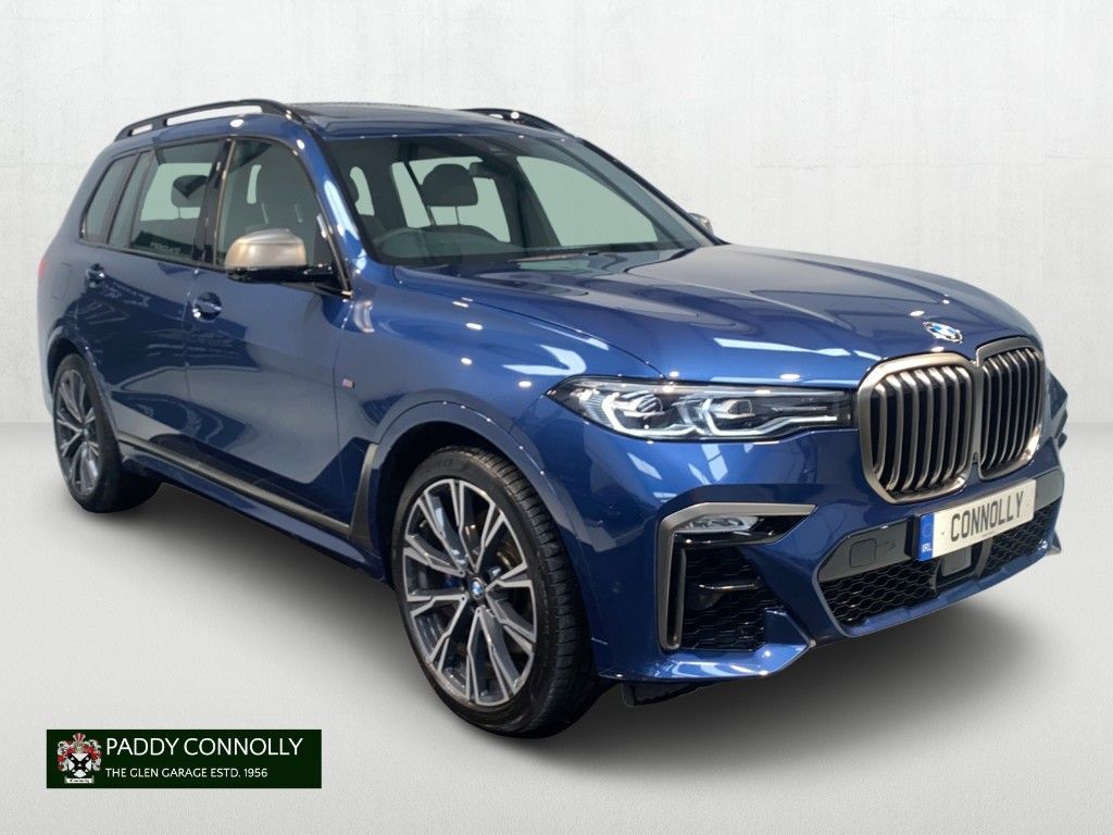 BMW X7 M50  *5 Seat N1 Bus.Class* M SPORT XDRIVE