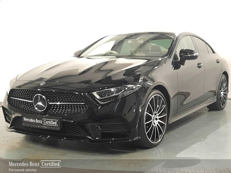 Mercedes-Benz CLS-Class CLS 220D AMG line with upgraded Alloys - FROM €950    per month *