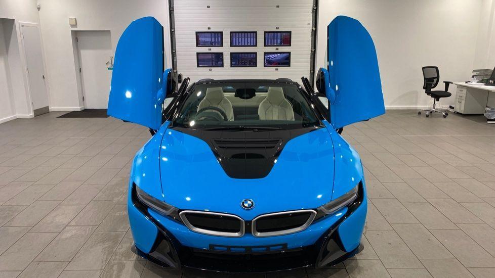 Image 23 - BMW Roadster (YA20HRU)