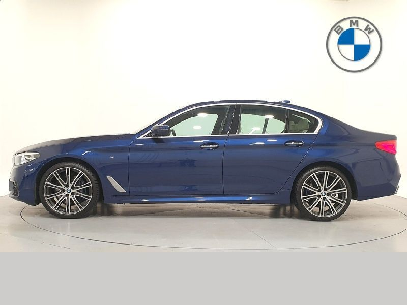 Used BMW 5 Series 530d xDrive M Sport Saloon (2017 (171))