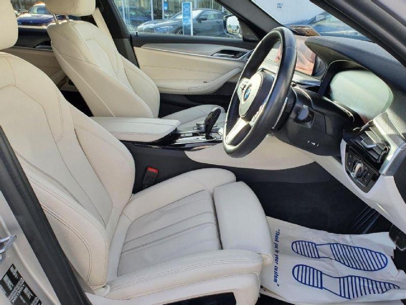Used BMW 5 Series 520 M SPORT 4DR AUTO (2019 (191))