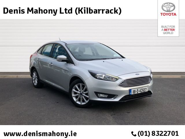 Ford Focus TITANIUM 1.5TD 6SPEED @ DENIS MAHONY KILBARRACK