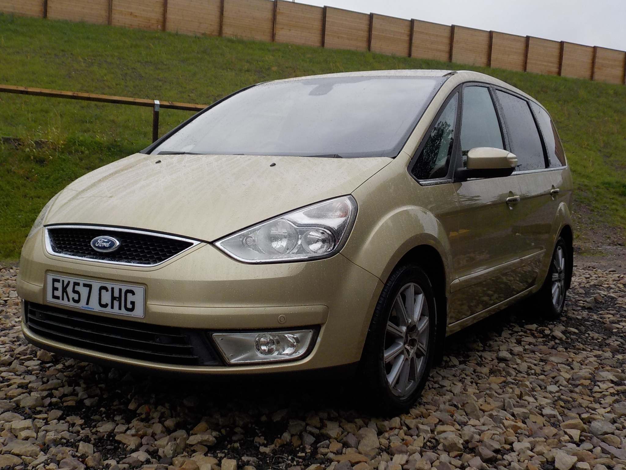 Ford Galaxy 1.8 TDCi Ghia 5dr