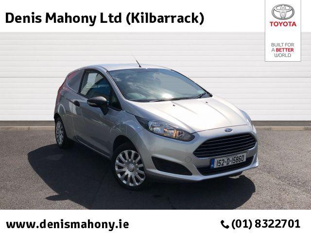 Used Ford Fiesta 1.5TDCI VAN 2DR @ DENIS MAHONY KILBARRACK (2015 (152))