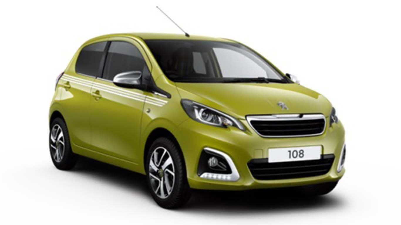 New Used Peugeot 108 Cars For Sale Autotrader