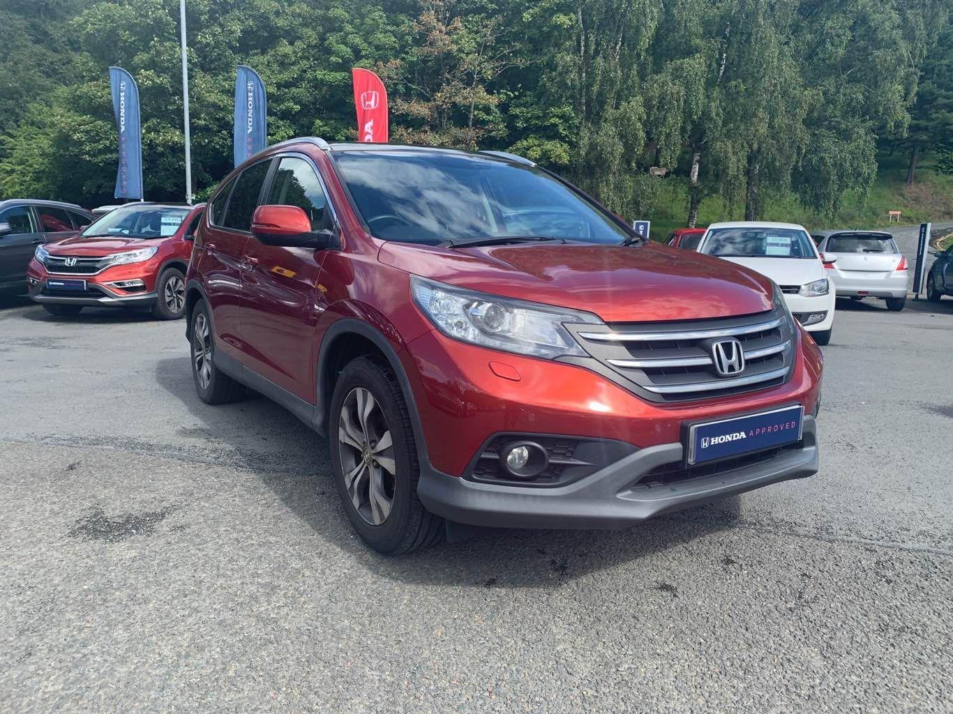 Honda CR-V Ex I-vtec