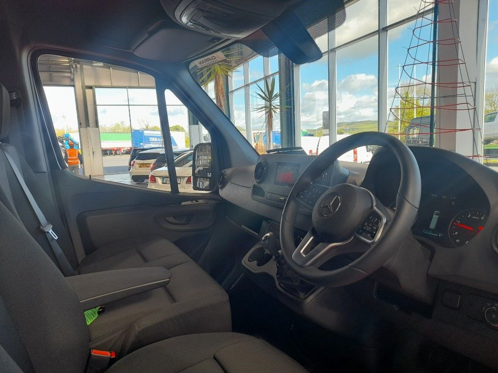 Used Mercedes-Benz Sprinter 211 Mercedes Sprinter 311 Swb Brand New (2021 (211))