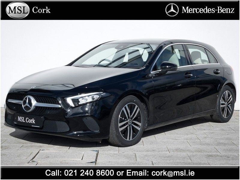 Mercedes-Benz A-Class A 180d Progressive-Line A/T + Leather Sports Seats