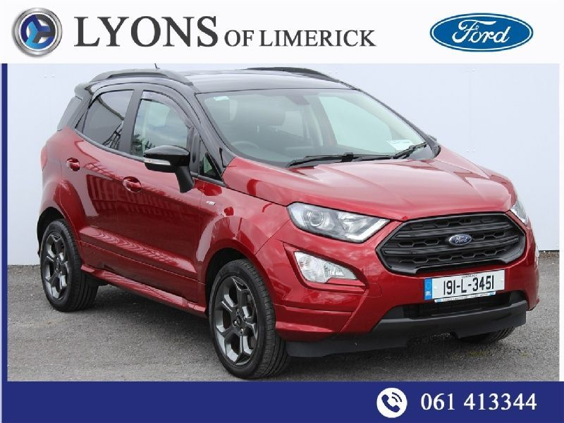 Ford EcoSport ST LINE 1.5 100PS Contact Owen 0878304883
