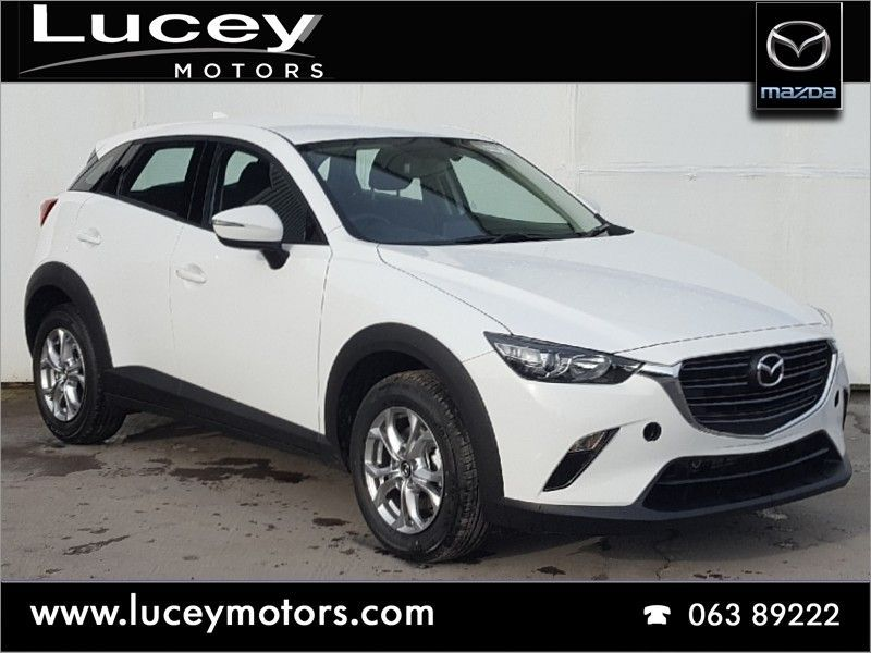 Mazda CX-3 1.8 DSL EXECUTIVE