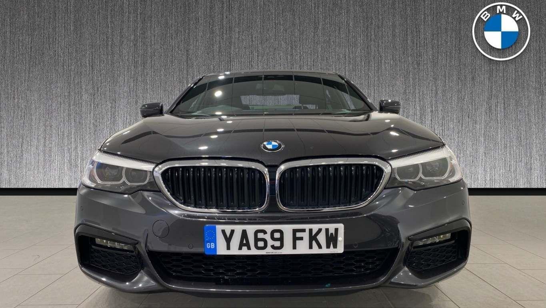 Image 32 - BMW 520d M Sport Saloon (YA69FKW)