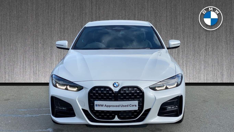 Image 16 - BMW 420d M Sport Coupe (YG70GCO)