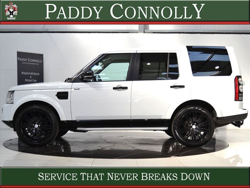 Used Land Rover Discovery *5 Seat N1 Bus.Class* TDV6 5 XE (2017 (171))