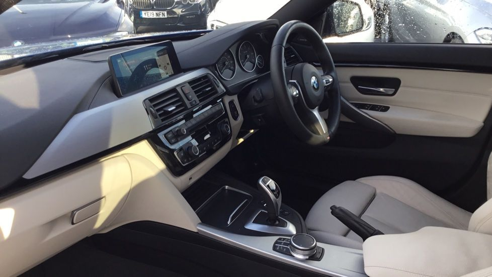 Image 5 - BMW 420d xDrive M Sport Gran Coupe Auto (YH19LCT)