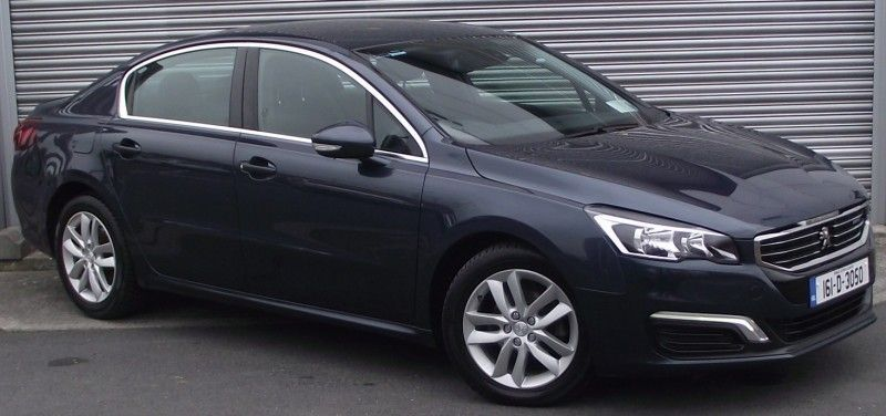 Peugeot 508 ACTIVE 1.6 BLUE HDI