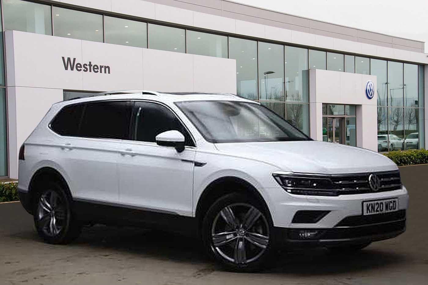 Volkswagen Tiguan Allspace for sale