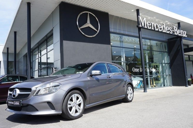 Mercedes-Benz A-Class 160 Petrol--Style--Only 9823Km