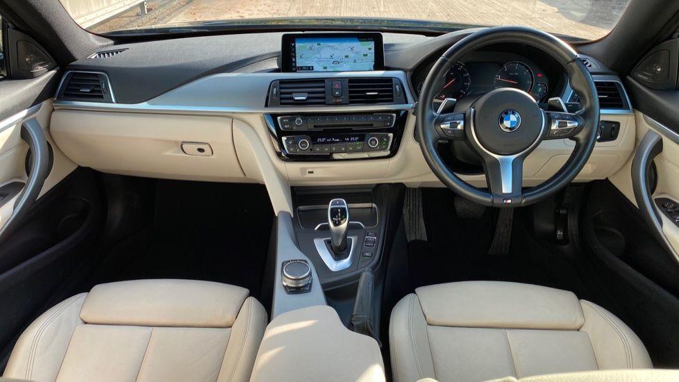 Image 4 - BMW 420d M Sport Coupe (BG17XVO)
