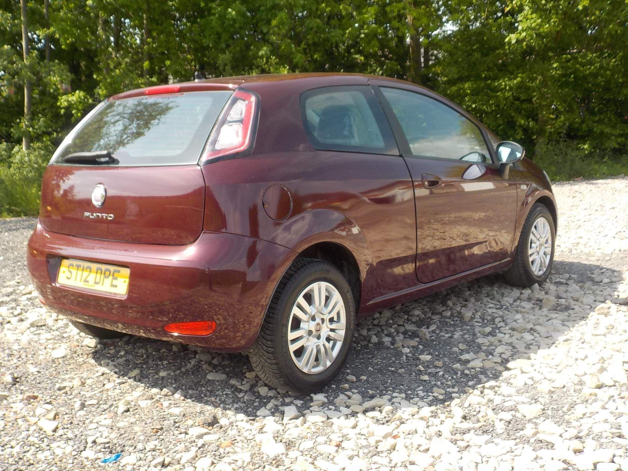 Fiat Punto 1.4 8V Easy (s/s) 3dr EU5