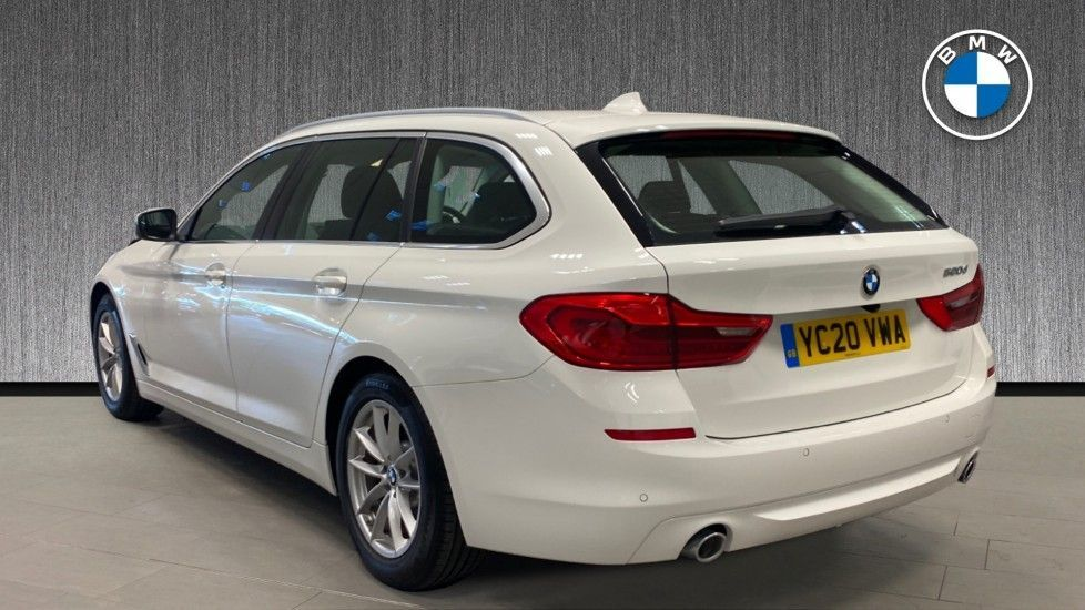 Image 2 - BMW 520d SE Touring (YC20VWA)
