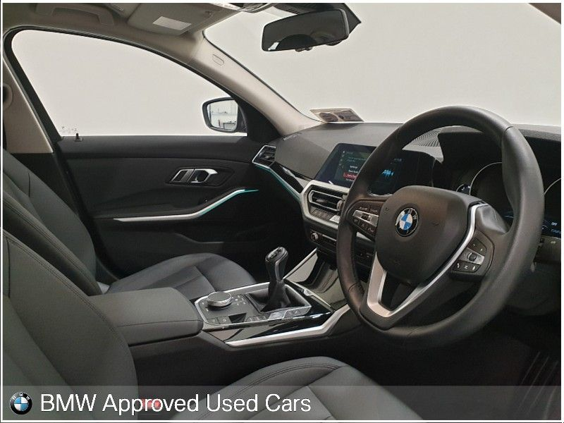 Used BMW 3 Series 318d SE Saloon (2019 (192))