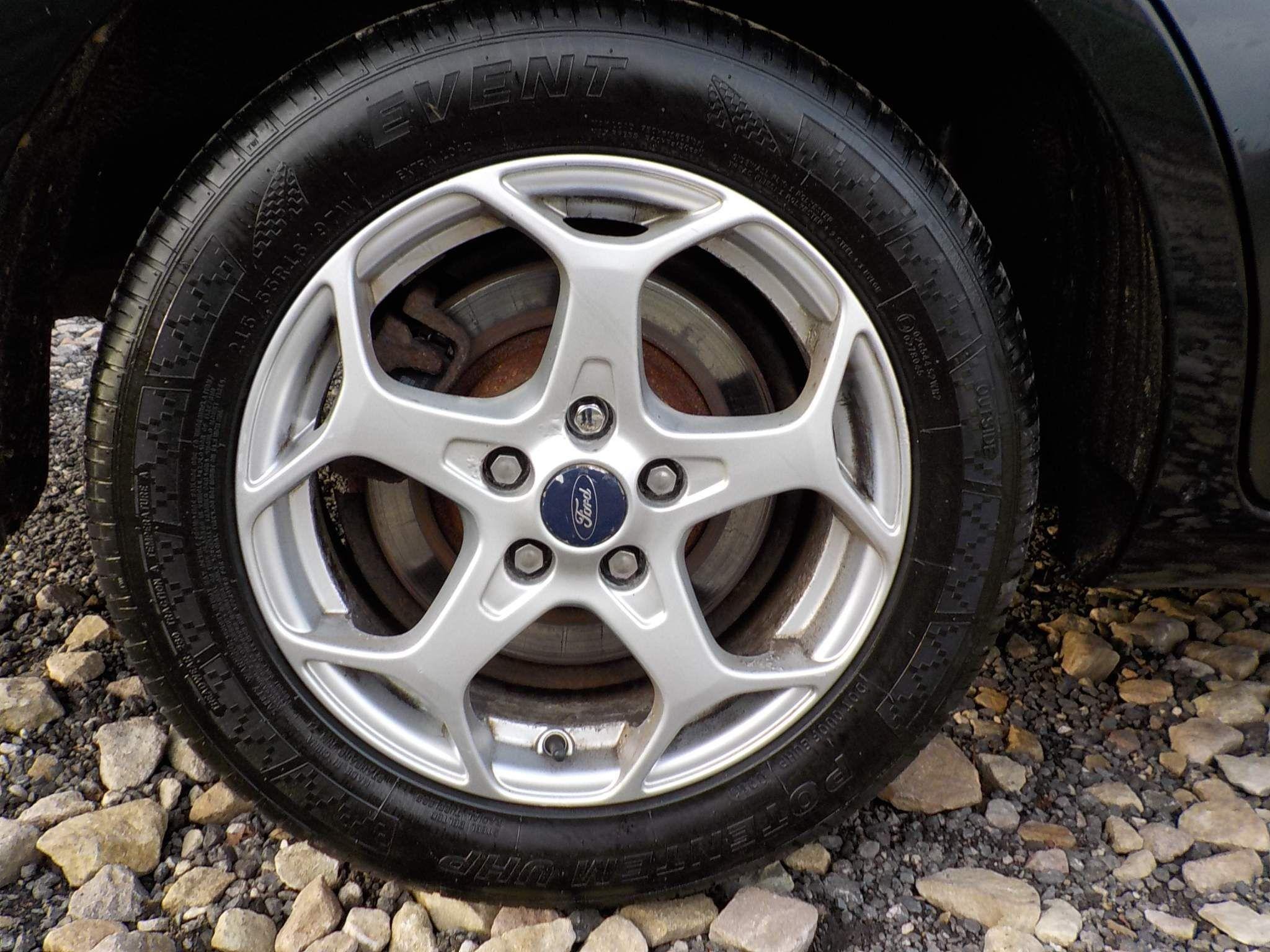 Ford Mondeo 1.8 TDCi Zetec 5dr